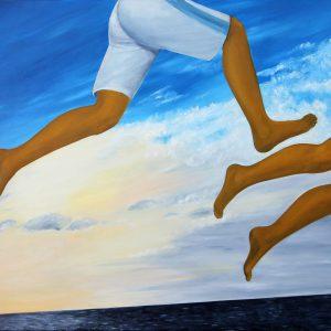Ноги в облаках