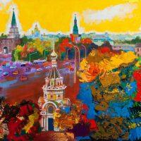 Алиханов. Выставка 1