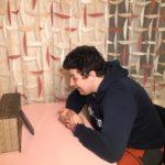 Мастер-класс «Роль актера в коллективном творческом процессе» от актера Николая Гонтара