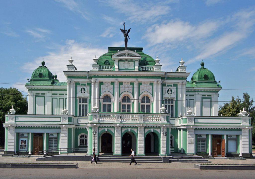 Граф Нулин в Омске-2