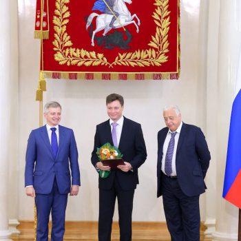 Спектакль «Граф Нулин» награжден Премией города Москвы
