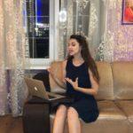 Мастер-класс «Мимика как средство театральной выразительности» от актрисы театра Марии Киселёвой для обучающихся 5–8 классов