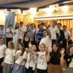 Мастер-класс «Роль сценического движения и пластики в профессии артиста» от актеров Марии и Алексея Киселевых для учащихся 6 классов