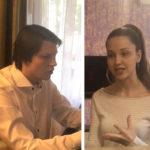 Мастер-класс «Помните! Через века, через года помните!» от актеров Алексея и Марии Киселевых