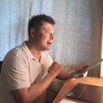 Мастер-класс «Юмор и мораль в рассказах Виктора Драгунского. Обучение чтецкому исполнению» от актера театра Игоря Лесова для учащихся 3-4 классов