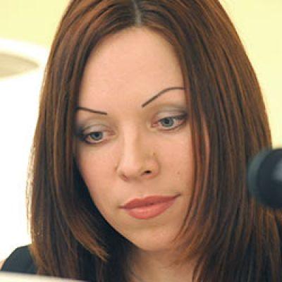Ольга Надеждина