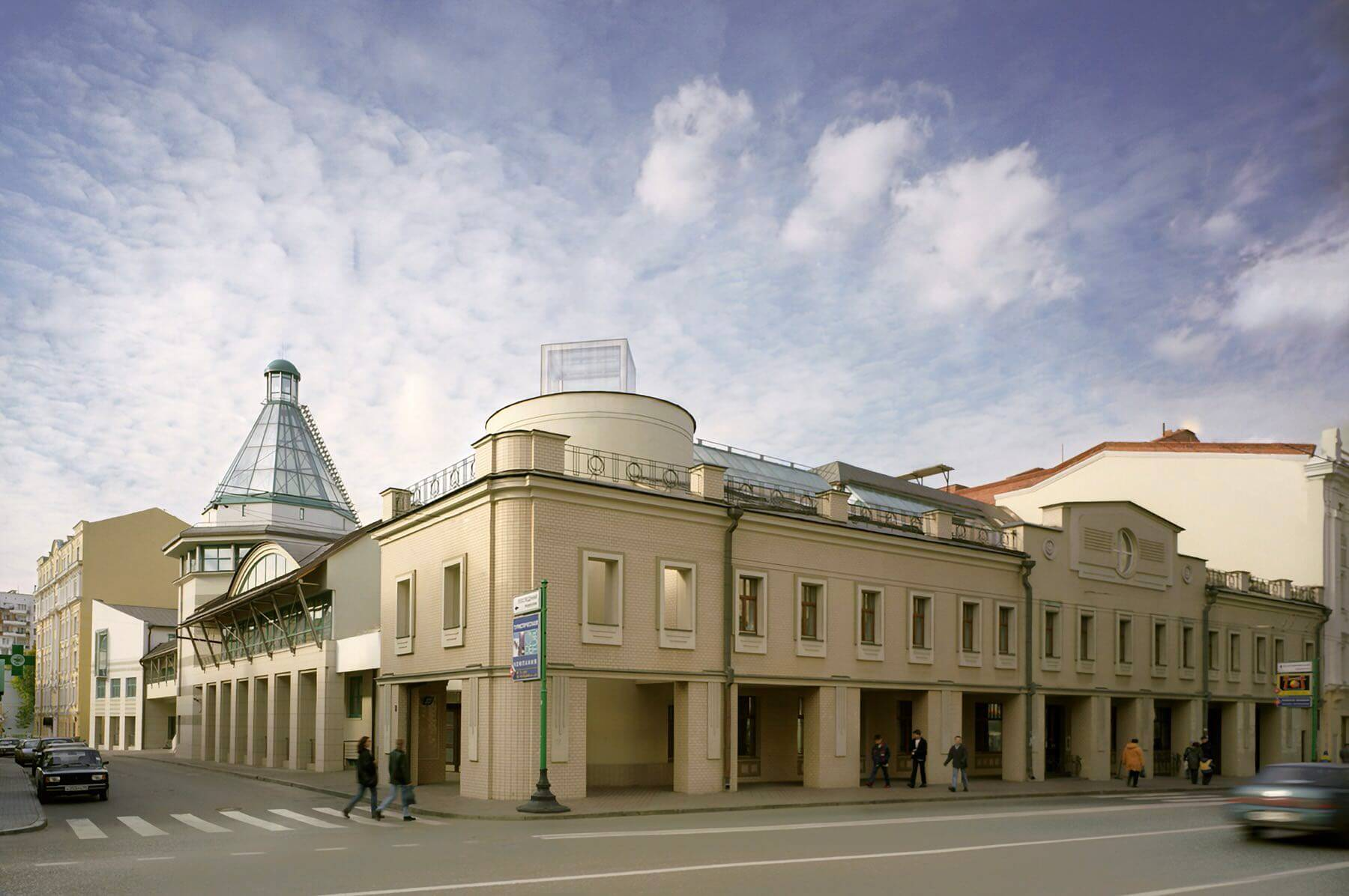 Театр ШДИ на Сретенке