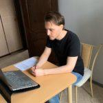 Мастер-класс Вадима Дубровина «Роль мимики и жестов в актерском мастерстве»