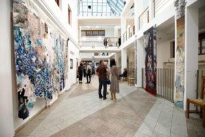 Выставка Натальи Мурадовой 00013