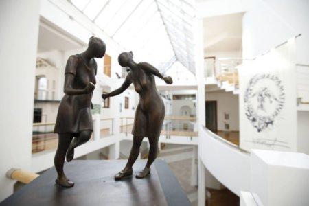 Выставка «Театр и жизнь». Амодео и Спасоломская 00008