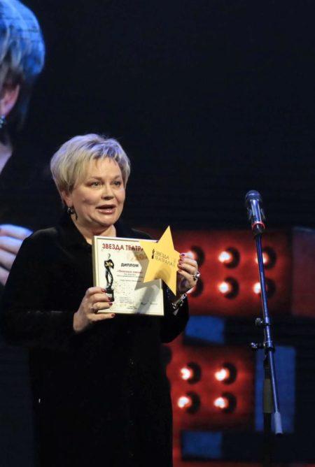 Звезда театрала 00021